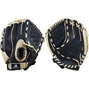 adidas 10.5' Youth Triple Stripe Series Glove
