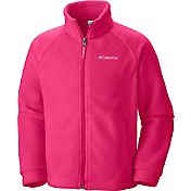 Columbia Girls' Benton Springs Fleece Jacket