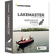 Humminbird Lakemaster Northeast States Map Card