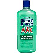 Hunters Specialties Scent-A-Way MAX Liquid Soap and Shampoo