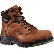 Timberland PRO Women's 6'' TiTAN Waterproof Alloy Toe Work Boots