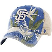 '47 Men's San Francisco Giants Biscanye Clean Up Adjustable Hat
