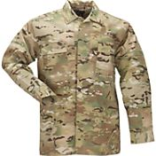 5.11 Tactical Men's Ripstop MultiCam TDU Long Sleeve Shirt
