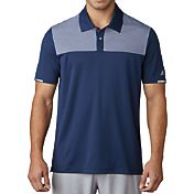 adidas Men's climachill Heather Block Competition Golf Polo