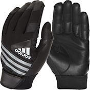 adidas Adult Triple Stripe Batting Gloves 2016