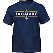 adidas Boys' Los Angeles Galaxy Dassler T-Shirt