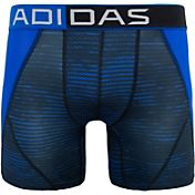 adidas Men's Printed Mesh Graphic 6'' Boxer Briefs