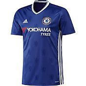 adidas Men's Chelsea FC 16/17 Replica Home Jersey