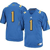 adidas Men's UCLA Bruins #1 True Blue Replica Football Jersey