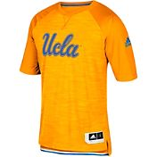 adidas Men's UCLA Bruins Shooter Gold Short Sleeve T-Shirt