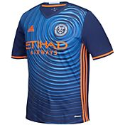 adidas Youth New York City FC 2016 Replica Away Jersey
