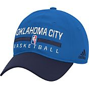 adidas Youth Oklahoma City Thunder Practice Performance Adjustable Hat