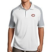 Antigua Men's Chicago Bears Century White Polo