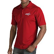 Antigua Men's Washington Capitals Inspire Red Polo