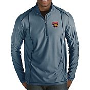 Antigua Men's Florida Panthers Tempo Half-Zip Pullover Shirt