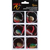 Apex Colorado Double Hook Spinner Rig – Assortment