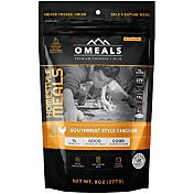 OMEALS 8 oz. Southwest Chicken and Rice