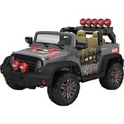 Avengers Boys' 12V Electric Ride-On 4x4 Car