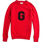 Hillflint Georgia Bulldogs Red Heritage Sweater