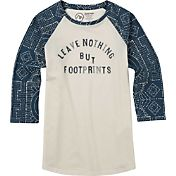 Burton Women's Footprints Raglan Long Sleeve Shirt