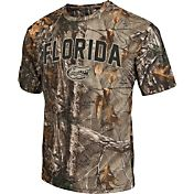 Colosseum Athletics Men's Florida Gators Camo Brow Tine T-Shirt