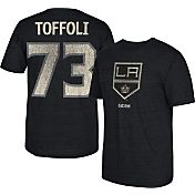 CCM Men's Los Angeles Kings Tyler Toffoli #73 Replica Home Player T-Shirt