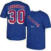 CCM Men's New York Rangers Henrik Lundqvist #30 Replica Home Player T-Shirt