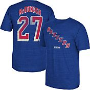 CCM Men's New York Rangers Ryan McDonagh #27 Vintage Replica Royal Player T-Shirt