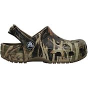 Crocs Kids' Classic Realtree Clog