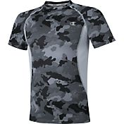 Champion Men's Compression Camo Print T-Shirt