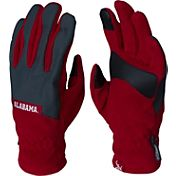 Columbia Alabama Crimson Tide Overlay Gloves