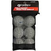 CranBarry Field Hockey Cork Practice Balls – 6 Pack