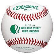 Diamond DOL-1 USSSA Official Baseball