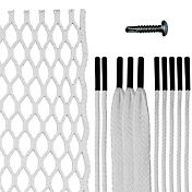 East Coast Dyes Lacrosse HeroMesh Semi-Hard Complete Stringing Kit