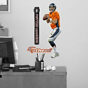 Fathead Peyton Manning Junior Wall Graphic
