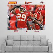 "Fathead Eric Berry ""In Your Face"" Wall Graphic"