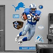 Fathead Barry Sanders Wall Graphic