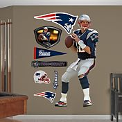 Fathead New England Patriots Tom Brady Real Big Fathead