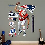 Fathead Rob Gronkowski #87 New England Patriots Real Big Wall Graphic