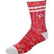 For Bare Feet Kansas City Chiefs Alpine Socks