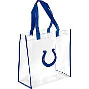 Forever Collectibles Indianapolis Colts Clear Reusable Bag