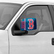 FANMATS Boston Red Sox Large Mirror Covers