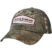 Field & Stream Women's Embroidered Patch Camo Hat