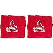 "Franklin St. Louis Cardinals Red 2.5"" Wristbands"
