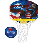 Franklin Superman Soft Sport Basketball Hoop Set