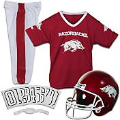 Franklin Arkansas Razorbacks Deluxe Uniform Set
