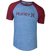 Hurley Men's Still Crew T-Shirt