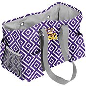 LSU Tigers Double-Diamond Junior Caddy Tote