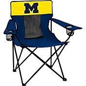 Michigan Wolverines Elite Chair