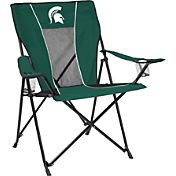 Michigan State Spartans Game Time Chair